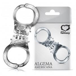 ALGEMA AMERICANA EM METAL SEXY FANTASY 1001