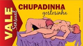 Vale Erótico Chupadinha AFA SEX Kit com 10 unidades