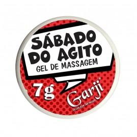 SÁBADO DO AGITO GEL EXCITANTE ICE UNISSEX 7G GARJI